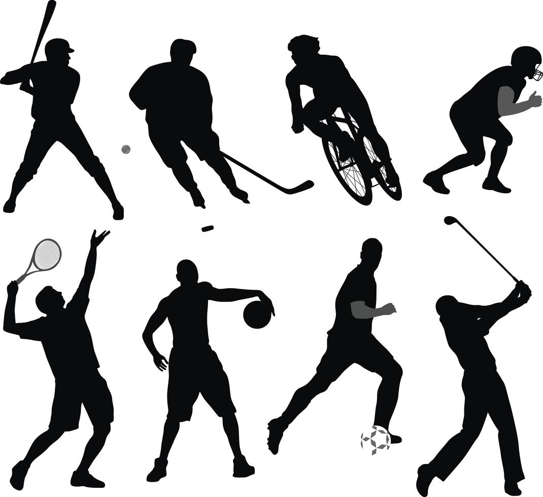 Hitta den idrott du gillar