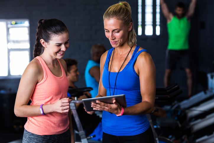 Arbeta som personal trainer